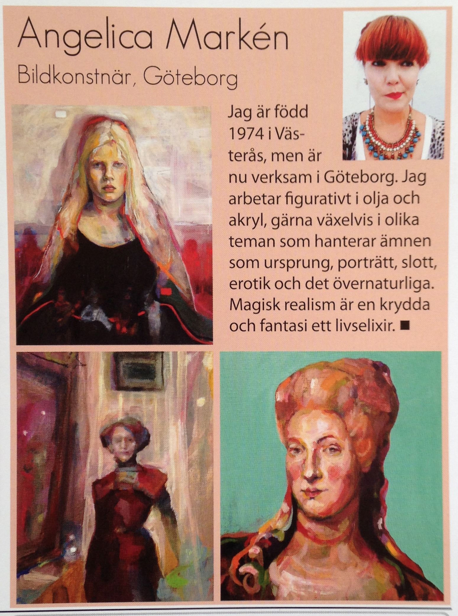 angelica markén konstnärsalliansen