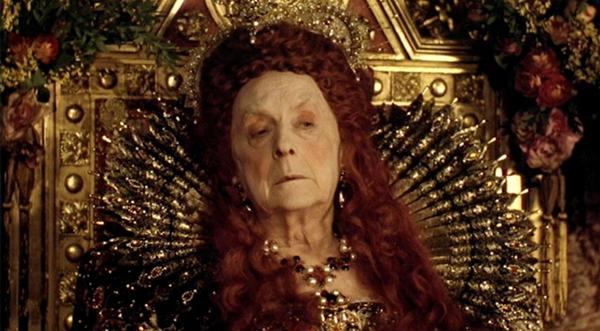 quentin-crisp Drottning elizabeth I