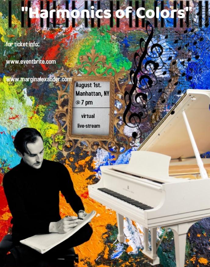Harmonics of Colors