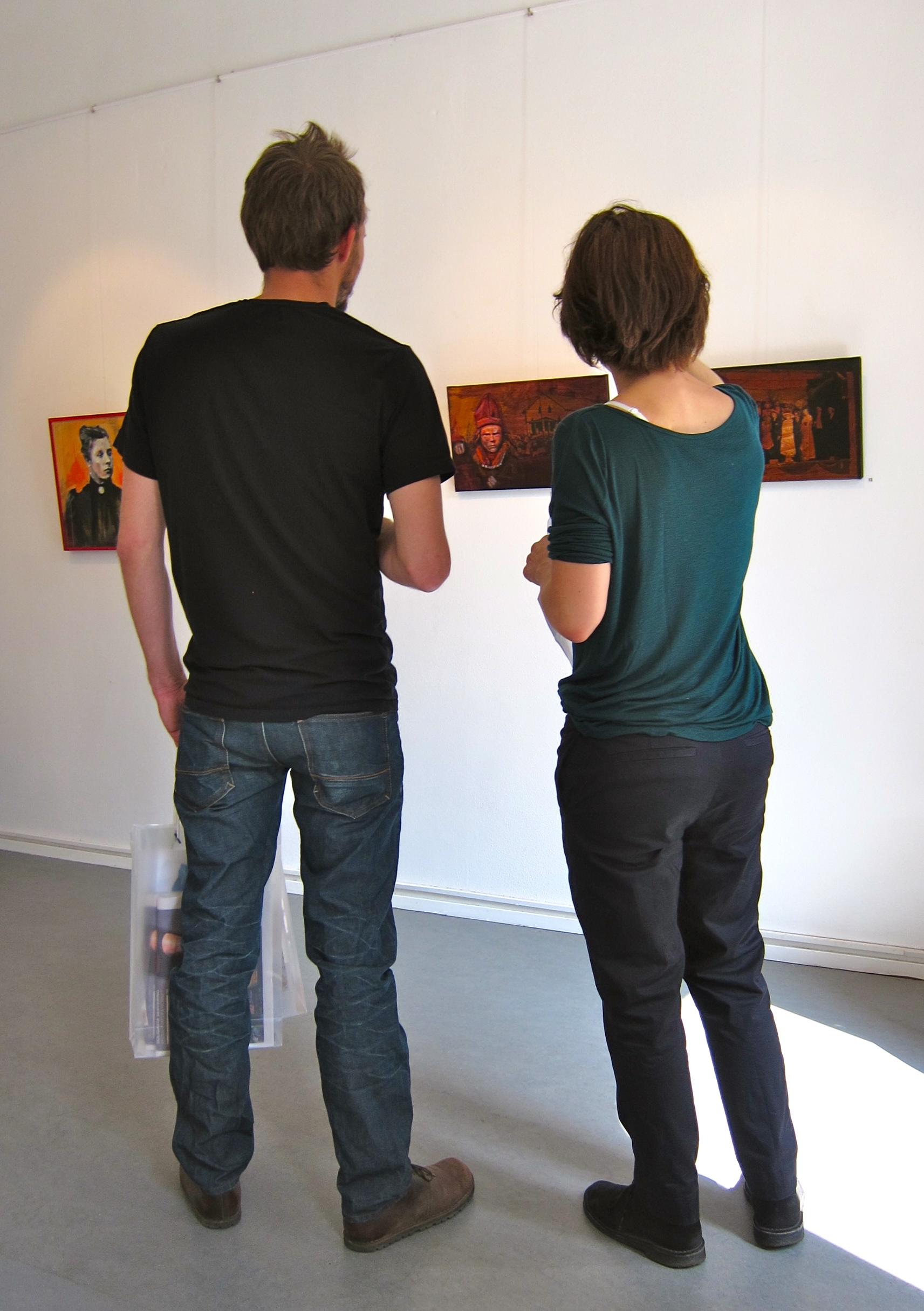 angelica markéns utställning maj 2013