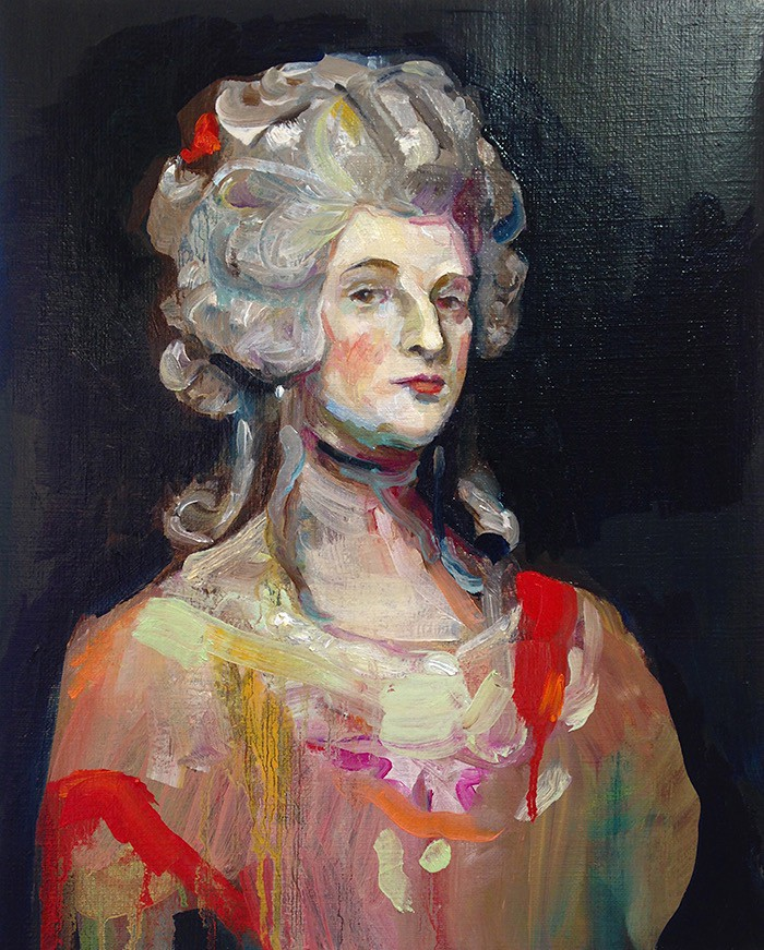 Angelica Markén Slottsfru