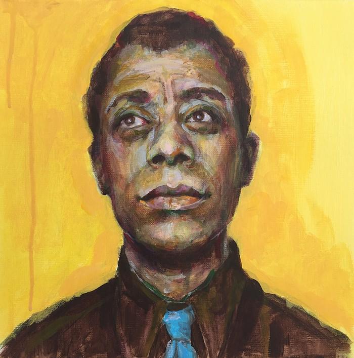 m James Baldwin angelica markén