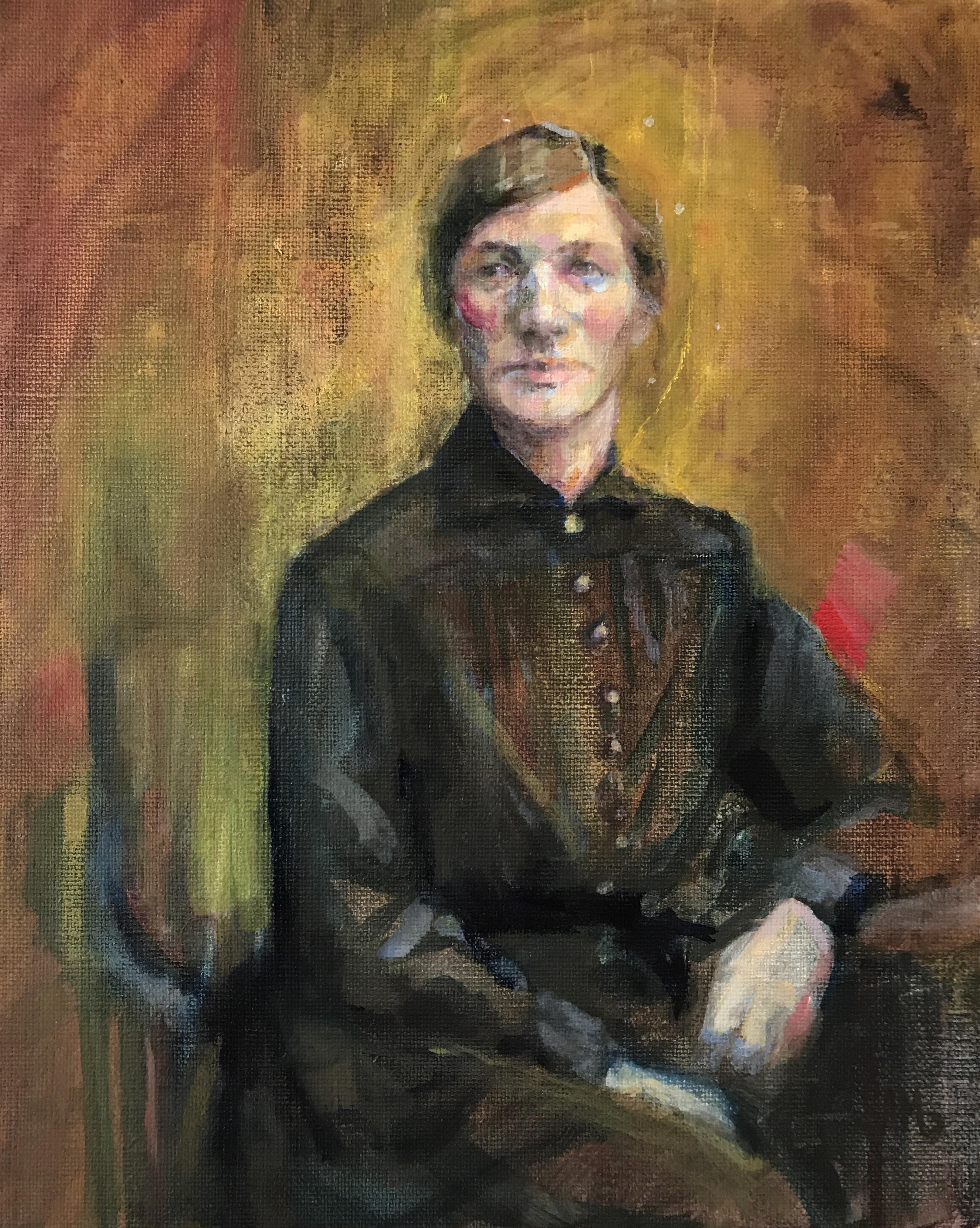 Angelica Markén 2017 inherited dreams
