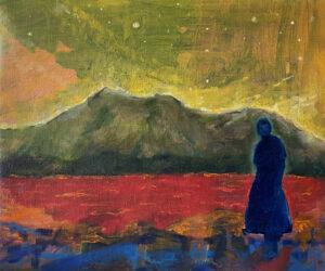 På andra sidan berget, angelica markén 2021